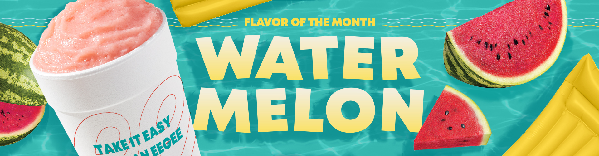 Water Melon - May Flavor of the Month