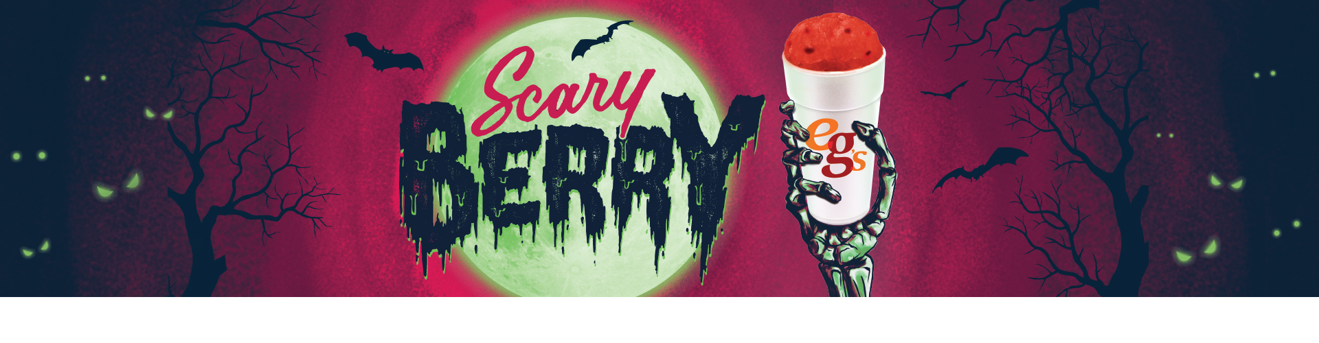 Scary Berry Flavor of the Month