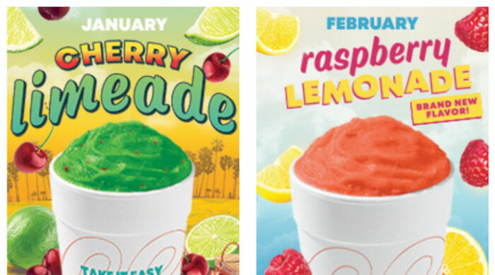 Two flavor of the month posters